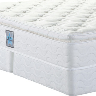 Sealy 丝涟 纳米红外奢华乳胶床垫 白色 1.5*2.0m