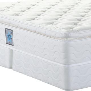 Sealy 丝涟 纳米红外奢华乳胶床垫 白色 1.8*2.0m
