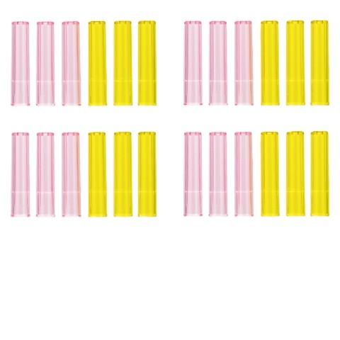 M&G 晨光 ABT98478 透明款铅笔套 24个