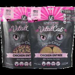Vital Essentials 鸡肉冻干猫粮 226g *2件