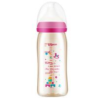 京东PLUS会员:Pigeon 贝亲 经典自然实感系列 PPSU奶瓶 240ml *3件 +凑单品