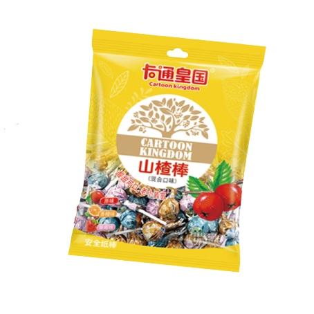 卡通皇国 山楂棒棒糖 190g*38支