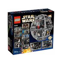 百亿补贴:LEGO 乐高 Star Wars 星球大战系列 75159 死星