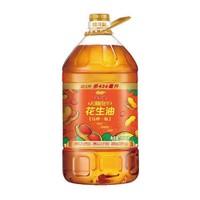 金龙鱼 压榨一级花生油  5.436L *2件