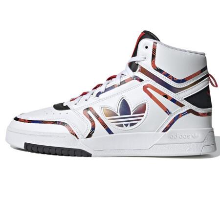 adidas 阿迪达斯 DROP STEP XL Q47200 男女款休闲运动鞋