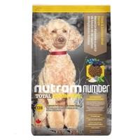 京东PLUS会员:nutram 纽顿 T28 三文鱼全期犬粮 6kg