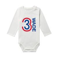 唯品尖货:LI-NING 李宁 婴儿连体衣哈衣 *2件