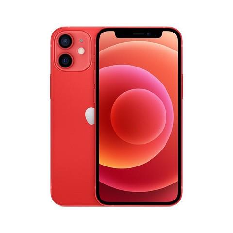 Apple iPhone 12 mini (A2400) 64GB 红色 手机 白条12期