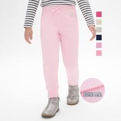 Gap女幼童LOGO运动裤春季191658E洋气童装儿童纯色长裤