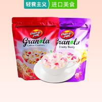 越南進口丹帝麥片早餐水果堅果即食營養代餐速食袋裝600g