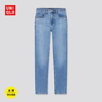 UNIQLO 优衣库 436748  女士直筒牛仔裤