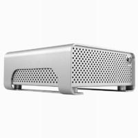 魚巢(MetalFish) MetalGear Plus 全鋁ITX機箱HTPC支持DC-ATX電源 MGP機箱送2*鍍銀SATA線