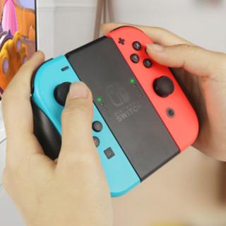 Nintendo 任天堂 Joy-Con手柄握把 充电握把 黑色