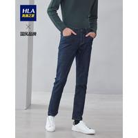 HLA 海澜之家 HKNAJ1R068A 男士牛仔裤