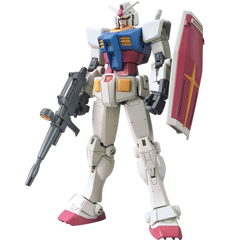 万代 高达拼装模型 hg 1/144 HGUC GT CE敢达玩具 RX-78-2元祖 超越全球版
