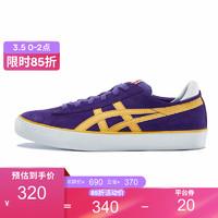 Onitsuka Tiger鬼塚虎潮流休闲板鞋男女复古FABRE 1183A525 紫色 40.5