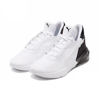 PUMA 彪马  PROVOKE XT BLOCK 女子训练鞋 195052-01 白色/黑色 37.5