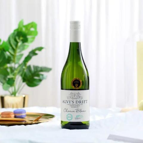好货福利:艾尔酒庄 白诗南半干白葡萄酒 2019 750ml