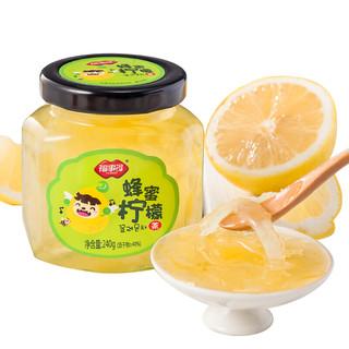 FUSIDO 福事多 蜂蜜柠檬茶 240g
