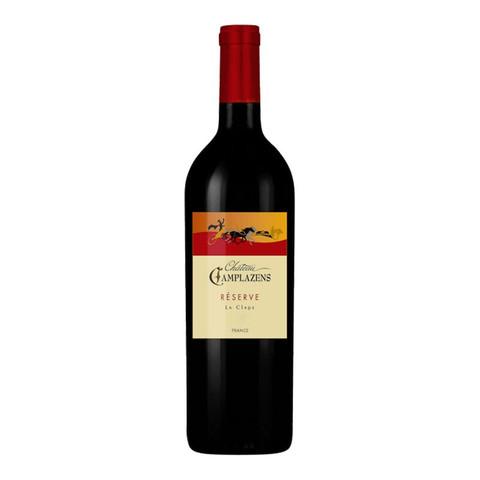 战马 混酿干红葡萄酒 750ml *2件