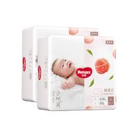 HUGGIES 好奇 铂金装 婴儿纸尿裤 XL64片 *2件