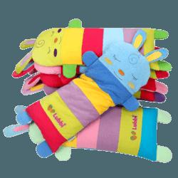 双漫儿童枕头四季通用2岁3岁6岁以上婴儿枕荞麦幼儿园小学生专用
