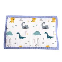 嬰兒枕頭夏季透氣1吸汗2歲幼兒園專用6個月以上3寶寶兒童小孩蕎麥
