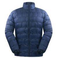 JUNYU 君羽 常寒系列 男子户外羽绒衣 B52249 深蓝 S