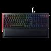 RAZER 雷蛇 猎魂光蛛精英版 103键 游戏键盘 黑色 光轴 RGB