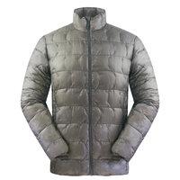 JUNYU 君羽 常寒系列 男子户外羽绒衣 B52249 灰色 S