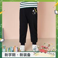 春新品运动裤宝福长裤儿童卫裤男童裤子女童裤子
