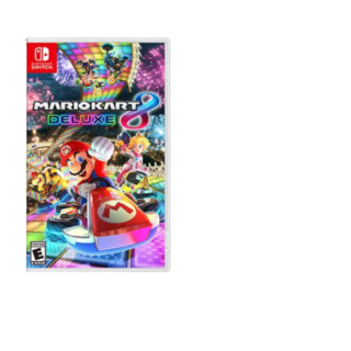 Nintendo 任天堂 马里奥赛车8 主机游戏