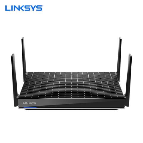 领势LINKSYS VELOP全屋覆盖路由器MR9600 WIFI6 MESH路由分布式双频AX6000M 别墅大户型路由全覆盖全屋智能