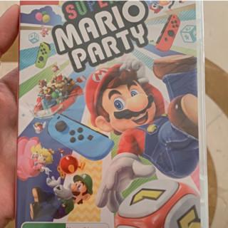 任天堂 Switch NS游戏 超级马里奥派对 中文版