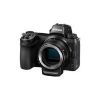 Nikon 尼康 Z6 全画幅微单相机 单机身+ FTZ转接环 黑色