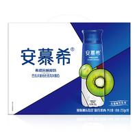 安慕希 常温希腊风味酸牛奶 猕猴桃+青提 230g*10瓶/箱