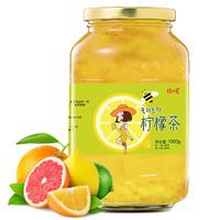 琼皇 蜂蜜柠檬茶 1kg