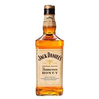 杰克丹尼(Jack Daniel's)洋酒 美国田纳西州 威士忌 进口洋酒 蜂蜜700ml