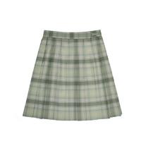 ZONPER 中牌 抹茶奶绿 JK制服 女士格裙 19年对格 20年全涤面料 39cm 2XL