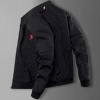 唯品尖货:U.S. POLO ASSN. 美国马球协会 JK1117US90104 男士夹克外套