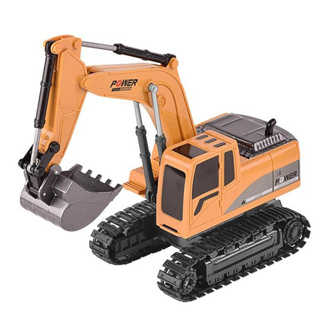 贝利雅  遥控挖掘机玩具车
