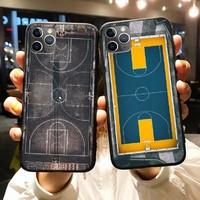 GUORDINARY 古凡 网红复古篮球场 iphoneX-11系列 手机壳