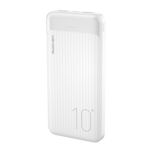 WEKOME WP-191 移动电源 白色 10000mAh USB