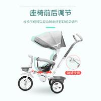 官方旗舰店飞鸽儿童三轮车脚踏车3-6岁小孩手推车宝宝遛溜娃车