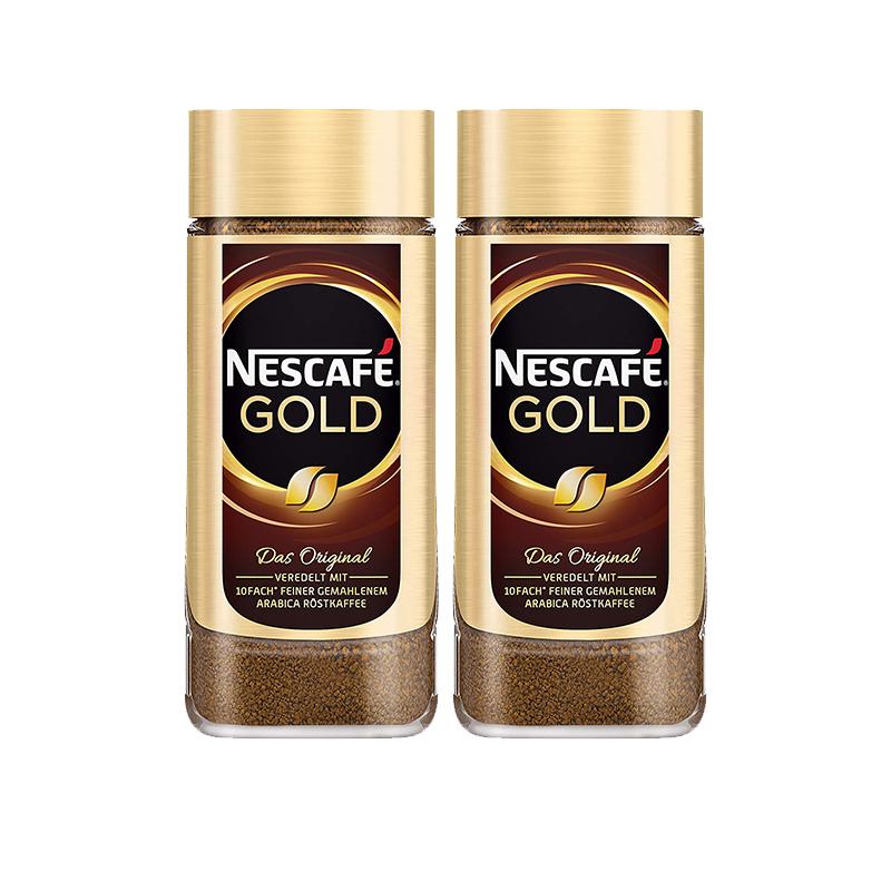 Nestlé 雀巢 金牌咖啡粉 100g*2罐