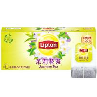 Lipton 立顿 茉莉花茶 25包