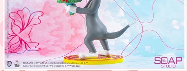 女神超惠买、玩模总动员:SoapStudio《猫和老鼠》最佳礼物 手办