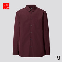 UNIQLO 优衣库 +J  436733 男装长袖衬衫