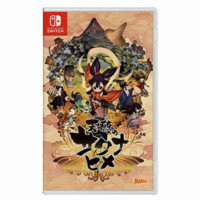 Nintendo 任天堂 NS游戏卡带《天穗之咲稻姬》