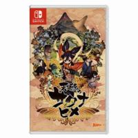 Nintendo 任天堂 Switch NS游戏 天穗之咲稻姬 天穗的稻田姬 种田